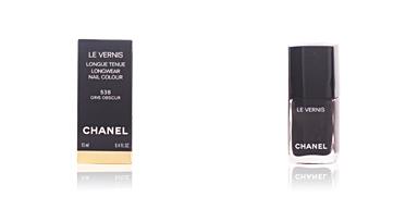 LE VERNIS LONGUE TENUE #538-tenue gris obscur Chanel