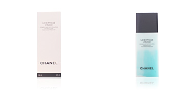 Chanel LE BI-PHASE VISAGE face makeup remover 150 ml