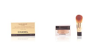Chanel SUBLIMAGE LE TEINT teint crème  #BR22-beige rosé 30 ml