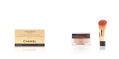 Chanel SUBLIMAGE LE TEINT #B20 pot en verre et pinceau 30 ml