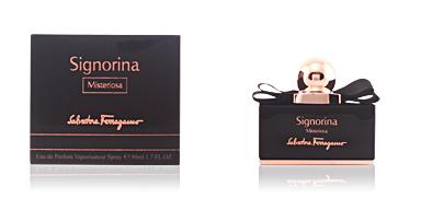 SIGNORINA MISTERIOSA eau de parfum vaporizzatore 50 ml Salvatore Ferragamo