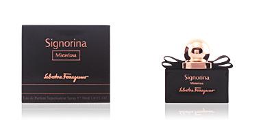 SIGNORINA MISTERIOSA eau de parfum vaporizzatore Salvatore Ferragamo