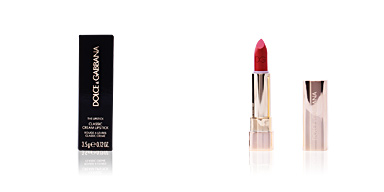 CLASSIC CREAM lipstick #130-honey  Dolce & Gabbana Makeup