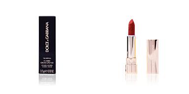 CLASSIC CREAM lipstick #145-cashmere  Dolce & Gabbana Makeup