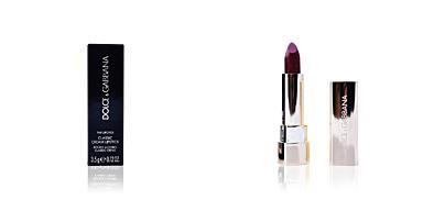 CLASSIC CREAM lipstick #325-lady  Dolce & Gabbana Makeup