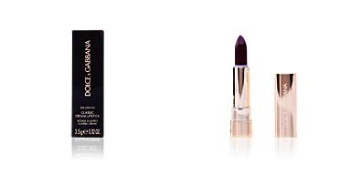 CLASSIC CREAM lipstick #330-amethyst Dolce & Gabbana Makeup