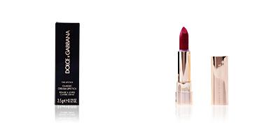 CLASSIC CREAM lipstick #635-traviata Dolce & Gabbana Makeup