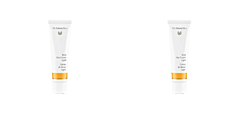 Face moisturizer ROSE day cream light Dr. Hauschka