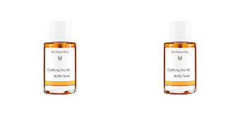 Acne Treatment Cream & blackhead removal CLARIFYING day oil Dr. Hauschka