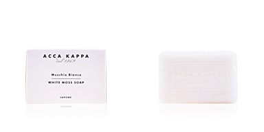 Acca Kappa WHITE MOSS soap 100 gr