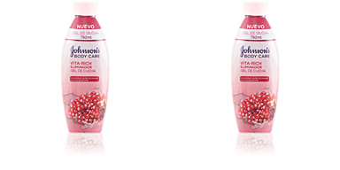 VITA-RICH ILUMINADOR GRANADA shower gel Johnson's