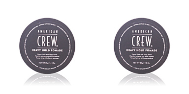 Fixation et Finition HEAVY HOLD pomade American Crew