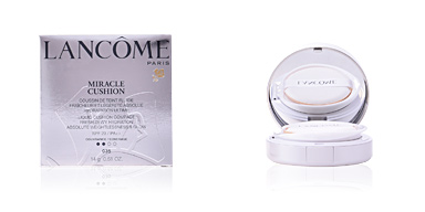 Foundation makeup MIRACLE CUSHION teint fluide SPF23 Lancôme
