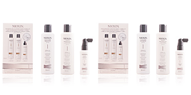 Nioxin HAIR SYSTEM 1 SET 3 pz