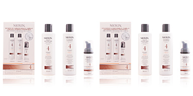 Nioxin HAIR SYSTEM 4 SET 3 pz