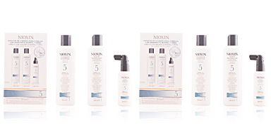 Nioxin HAIR SYSTEM 5 SET 3 pz