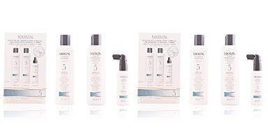 Nioxin HAIR SYSTEM 5 LOTE 3 pz