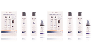 Nioxin HAIR SYSTEM 6 SET 3 pz