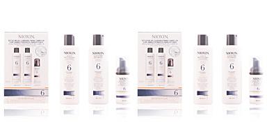 Nioxin HAIR SYSTEM 6 LOTE 3 pz
