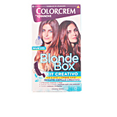 Haarverf BLONDE BOX KIT CREATIVO con cepillo creativo Eugene-perma