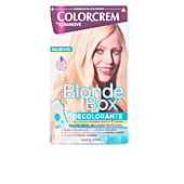 Descolorantes BLONDE BOX DECOLORANTE intenso con pincel profesional Eugene-perma