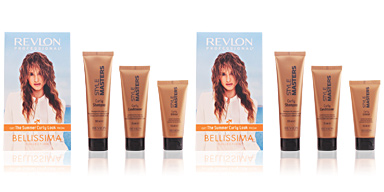 Revlon CURLY SUMMER ESSENTIALS SET 3 pz