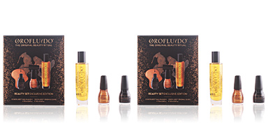 BEAUTY SET EXCLUSIVE EDITION coffret 3 pièces Orofluido