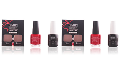 Revlon Make Up COLORSTAY GEL ENVY DUO FIRE LOTE 2 pz