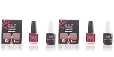 Revlon Make Up COLORSTAY gel ENVY DUO ROJO FLASH SET 2 pz