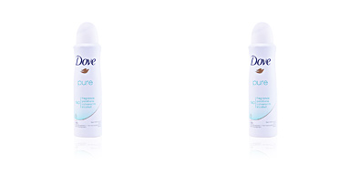 PURE & SENSITIVE desodorante vaporizador Dove
