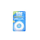 Fil dentaire ESSENTIAL FLOSS MINT waxed dental floss Oral-b