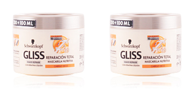 GLISS REPARADOR TOTAL mascarilla 300 ml