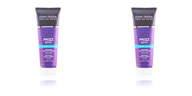 Shampoo for curly hair FRIZZ-EASE champú rizos definidos John Frieda