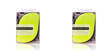 Tangle Teezer COMPACT STYLER NEON yellow zest 1 pz