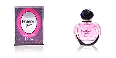 Dior POISON GIRL edt vaporizador 50 ml
