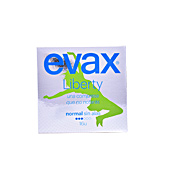 Evax LIBERTY compresas normal 16 uds