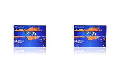 Tampons hygiéniques TAMPAX COMPAK tampon super plus Tampax
