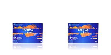 Tampones TAMPAX COMPAK tampon super plus Tampax