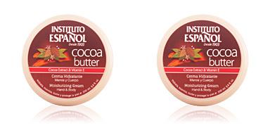 Instituto Español COCOA crema hidratante manos y cuerpo 200 ml