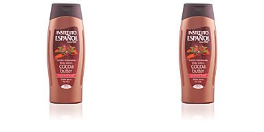 Body moisturiser COCOA BUTTER loción hidratante piel seca Instituto Español
