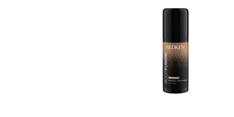 ROOT FUSION temporary root concealer #light brown Redken
