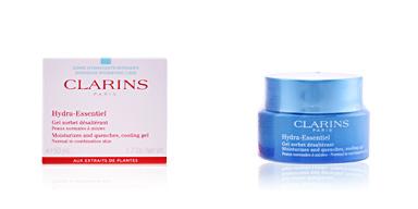 Face moisturizer HYDRA ESSENTIEL gel sorbet désaltérant Clarins