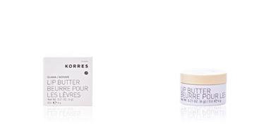 Korres GUAVA lip butter 6 gr