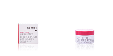 QUINCE lip butter Korres