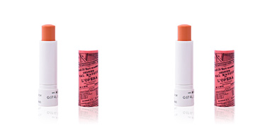 Korres MANDARIN moisturizing lip butter stick SPF15 #peach 5 ml
