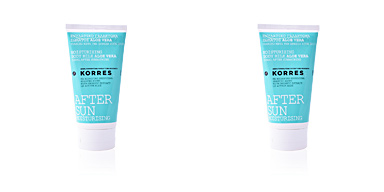 Corps AFTER SUN moisturising body milk aloe vera Korres