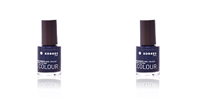 Nail polish MYRRH & OLIGOELEMENTS nail colour Korres