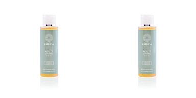 Hidratante corporal ACEITE CORPORAL lavanda y azahar Karicia