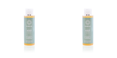 Body moisturiser ACEITE CORPORAL lavanda y azahar Karicia
