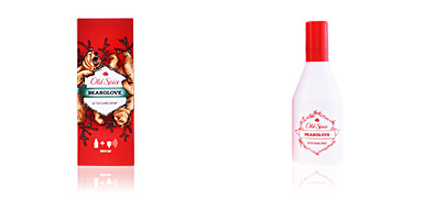 After shave BEARGLOVE after-shave Old Spice